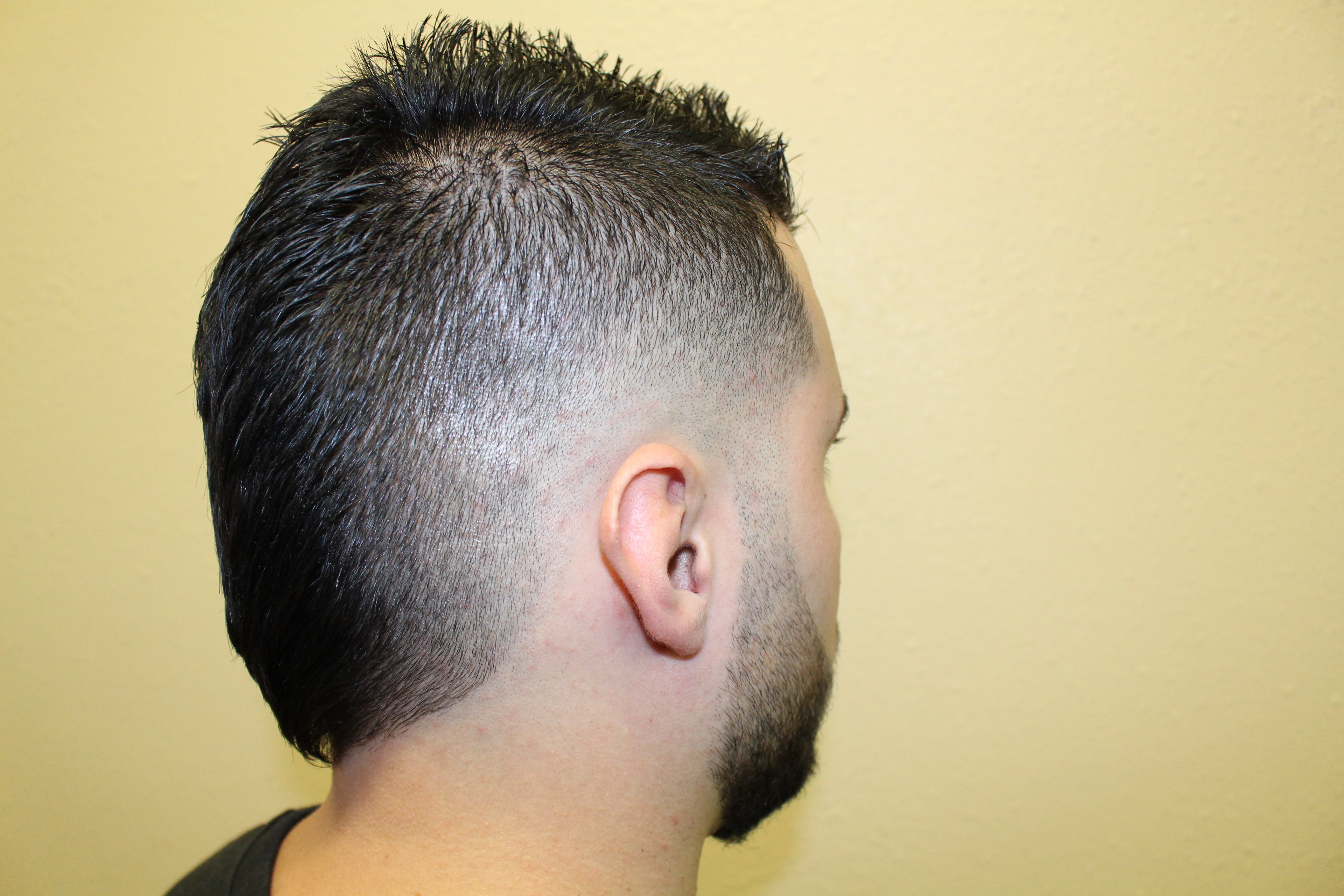 Mohawks And Fohawks Fade Masters Barbershop